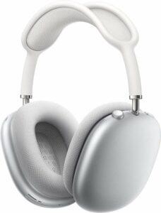 Apple AirPods Max - Draadloze Bluetooth Koptelefoon - Zilver