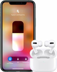 Apple AirPods Pro Koppelen en audio delen