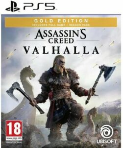 Assassin's Creed Valhalla GOLD Edition PS5-game