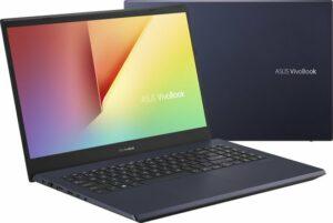 Asus VivoBook 15 test - open