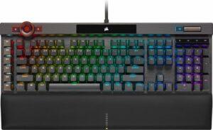 Corsair K100 RGB Mechanisch Qwerty Gaming Toetsenbord - Optisch Mechanische Switch