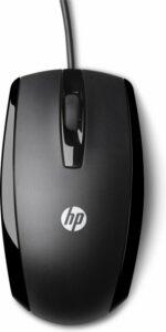 HP Mouse X500 - Muis - Zwart