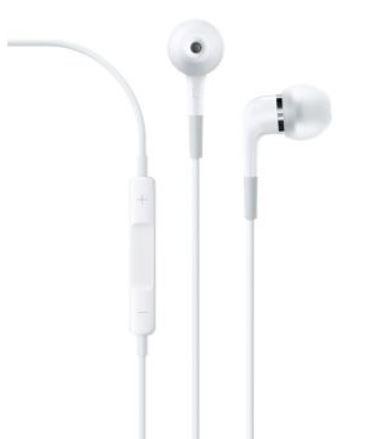 Hoe maak je iPhone-foto's met je Apple EarPods