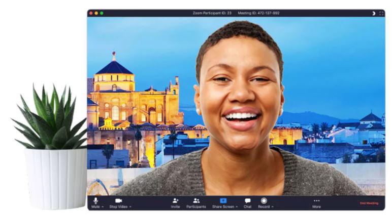 Hoe uw Zoom achtergrond te veranderen