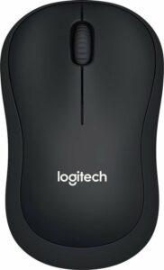 Logitech M220 Silent - Draadloze Muis - Grijs