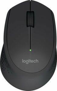 Logitech M280 - Draadloze Muis - Zwart