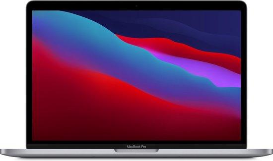 MacBook Pro (13-inch) met 4 Thunderbolt-poorten