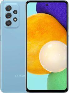 Samsung Galaxy A52 5G - 128GB - Awesome Blue