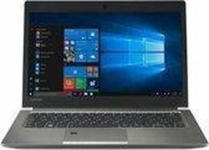 Toshiba Portégé Z30-C-176 13,3 laptop refurbished door PCkoophulp, i5-6200U 2.4GHz, 8GB, 128GB SSD, Windows 10 Pro