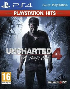 Uncharted 4 A Thief's End - PS4 Hits