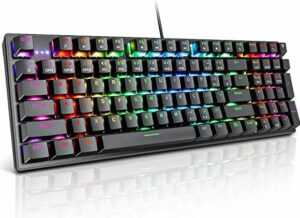 VictSing PC259A mechanisch gaming toetsenbord